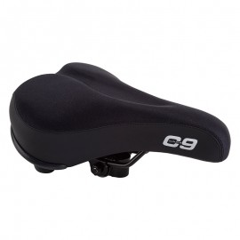 Cloud-9 Comfort Cruiser Lycra seat BLACK