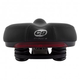 Cloud-9 Comfort Seat with built-in rear Light Bar