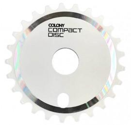 Colony 25t CD Sprocket WHITE