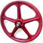 "RED 20"" Skyway TUFF WHEEL II SET- Freewheel"
