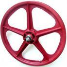 """RED 20"""" Skyway TUFF WHEEL II SET- Freewheel"""