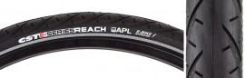 "26"" Cheng Shin E-Series Reach Semi-Slick 1.75"" tire (Reflective)"