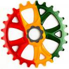 Cult OS 19mm Spline drive sprocket RASTA