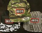 Deco 5-Panel Camp Hat