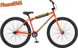 """2020 Dyno Pro Compe 29"""" Dave Voelker bike HAZARD ORANGE"""