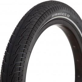 "16"" Fit 2.25"" tire set BLACK w/ NIGHTVISION STRIPE"