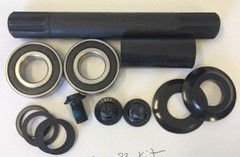 8-Spline 19mm Complete bottom bracket kit