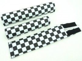 FLITE Checkerboard pad set BLACK / WHITE