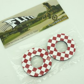 Flite Grip Donuts IN CHECKERBOARD COLORS