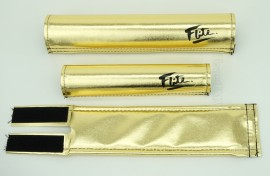 FLITE old-school pad set (80's logo) GOLD FOIL