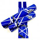 "FLITE ""Jump!"" pad set BLUE w/Black & White Strips"
