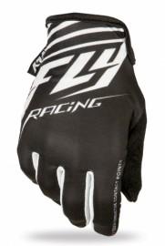 Fly Racing Media gloves BLACK / WHITE