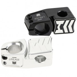 Haro Lineage Hevron alloy 50mm stem BLACK or SILVER