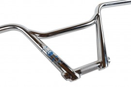 "9.0"" Haro Nyquist 4-piece bars CHROME"