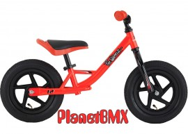"Haro PreWheelz 12"" Balance bike BRIGHT RED"