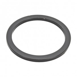"1-1/8"" Alloy Headset 2mm Spacers BLACK or SILVER"