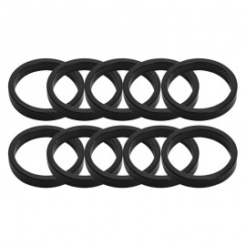 "1"" Alloy Headset 5mm Spacers BLACK"