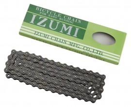 """Izumi 1/8"""" chain BLACK"""