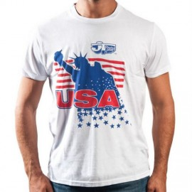 JT Racing LIBERTY retro t-shirt (MED - 2XL)