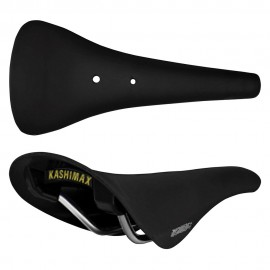 Kashimax Aero Saddle w/ Chrome rails IN COLORS