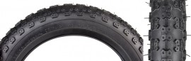 "14"" Kenda K50 2.125"" Comp III tire Set BLACK"