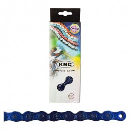 "KMC 1/8"" K710 Kool Chain IN COLORS"