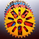 Knight 33T Starfighter sprocket IN COLORS