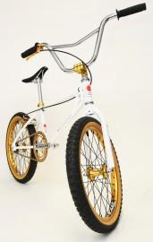 """2019 Kuwahara KZ-01 Anniversary 20"""" bike ICE WHITE (PRE ORDER DEPOSIT)"""