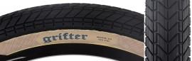 "20"" Maxxis Grifter 2.1"" Folding tire BLACK w/ SKINWALL"