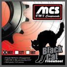 "MCS Black Cat Cr-Mo 3/32"" Freewheel"