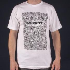 Merritt Gutter T-shirt WHITE