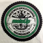 "MotoUp ""University Of Dirt"" t-shirt WHITE"
