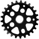 Odyssey C-512 Chase Hawk sprocket BLACK or RAW