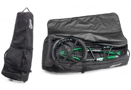 Odyssey Monogram Bike Traveling Bag BLACK