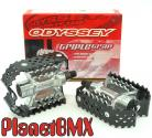 Odyssey Triple Trap pedals 9/16 in COLORS