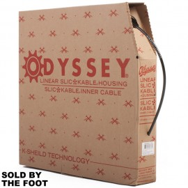 Odyssey Linear Slic Brake Outer Cable Housing 5mm BLACK (SOLD BY THE FOOT)