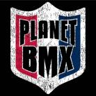 "PlanetBMX ""USA Wings"" t-shirt BLACK"