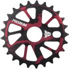 Premium 25t GnarStar sprocket IN SMOKE COLORS