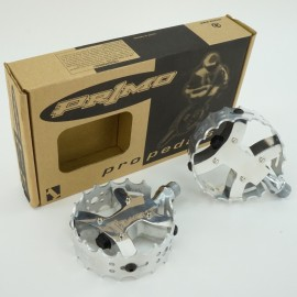 "PRIMO sealed MINI PRO Beartrap 1/2"" pedals (NOS 90's stock)"