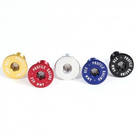 Profile GDH Aluminum Flush Bolt & Washer set IN COLORS
