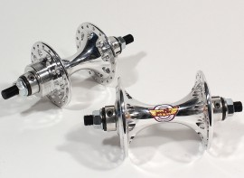 Profile Gyrolite hubs POLISHED