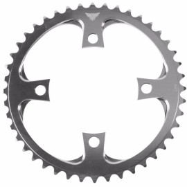 Redline 4-Bolt 104mm Gear- SILVER