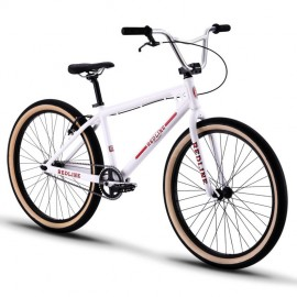 Redline 2019 SQB-26 Squareback Retro bike BLACK or WHITE