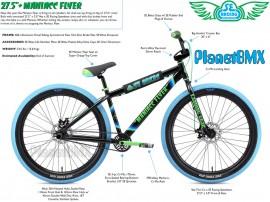 2019 SE Racing 27.5+ Maniacc Flyer bike - PRE ORDER DEPOSIT