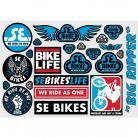 SE Bike Life 23 Sticker Set