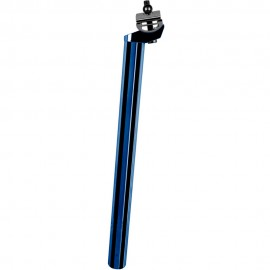 SE 25.4 Fluted alloy micro-adjust seatpost BLUE