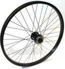 ALEX / SE Mohawk sealed bearing 24x1.75 wheelset BLACK
