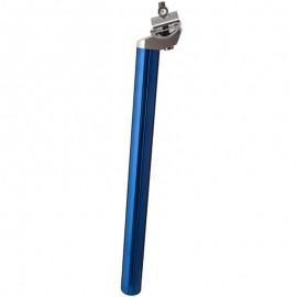 SE 27.2 Fluted alloy micro-adjust seatpost BLUE
