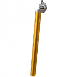 SE 27.2 Fluted alloy micro-adjust seatpost GOLD