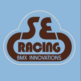 "SE Racing ""Bubble Logo"" T-Shirt BABY BLUE"